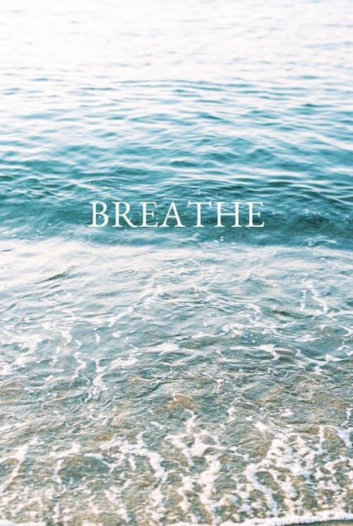 Stress vermindering. Je ademt zoals je leeft, je leeft zoals je ademt.